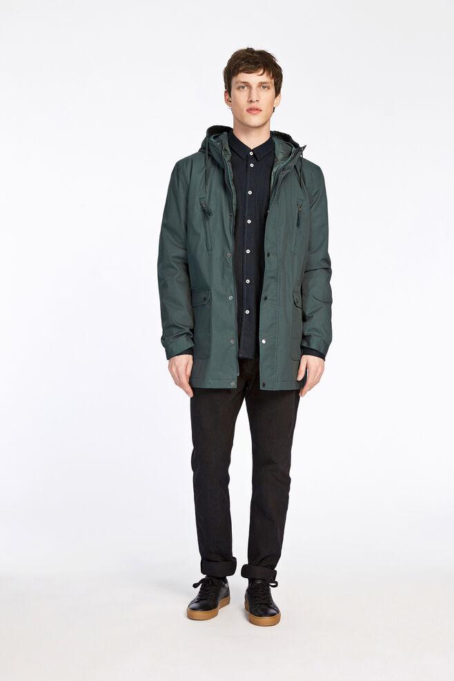Beaufort jacket 3955, GREEN GABLES
