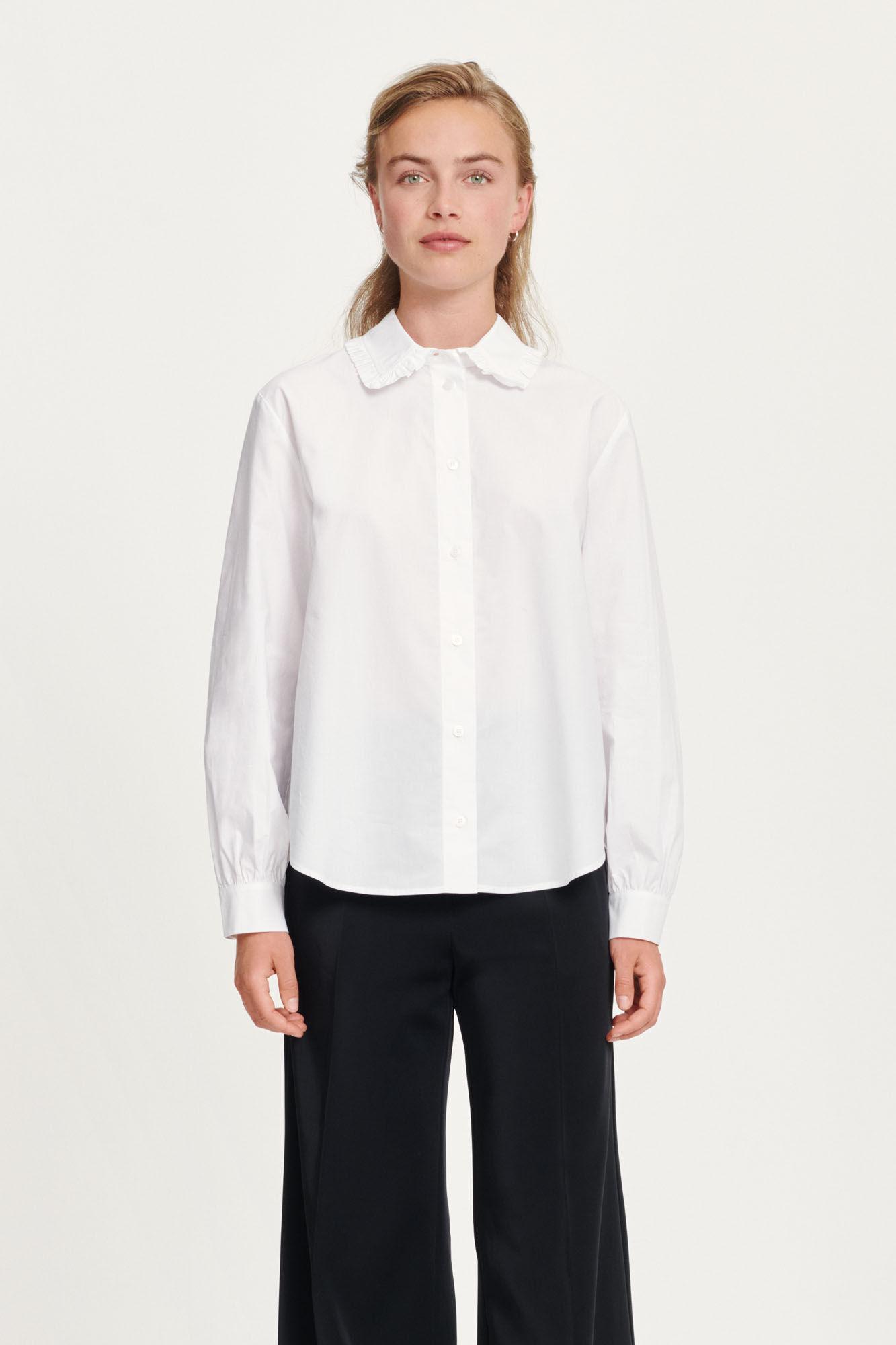 Rita shirt 11468, WHITE