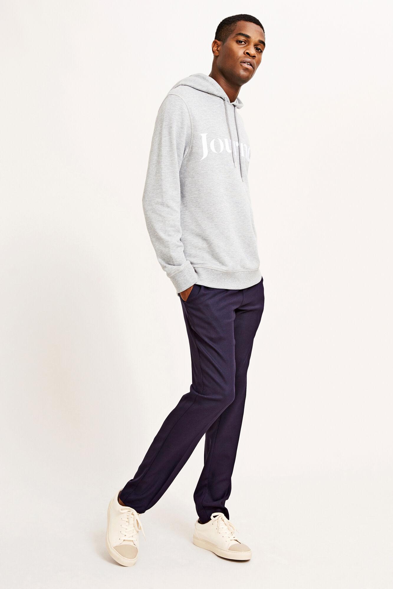 Travel hoodie 9668