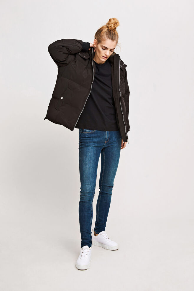Madge s jacket 8276, BLACK