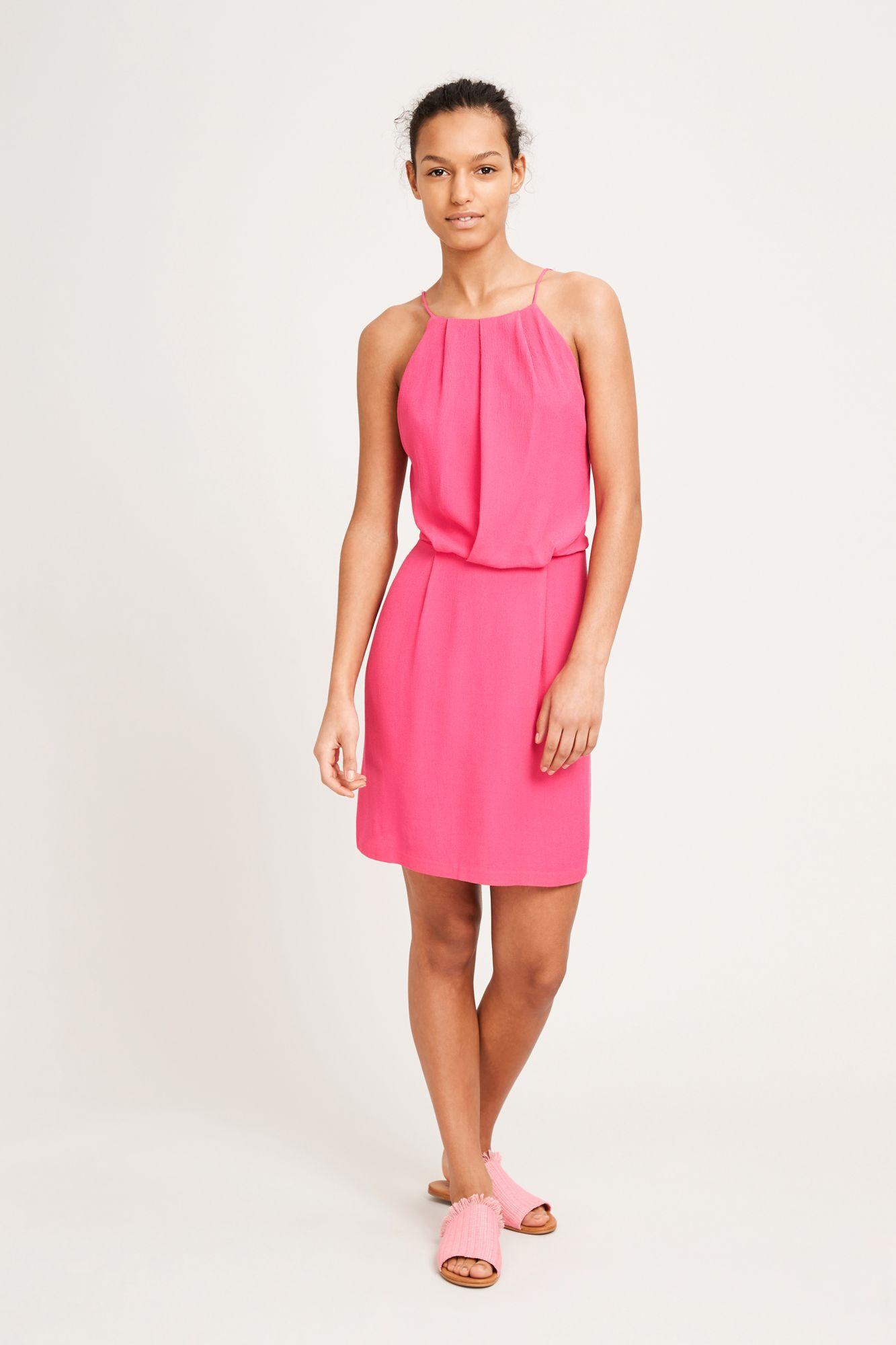 Willow short dress 5687, FUCHSIA PURPLE