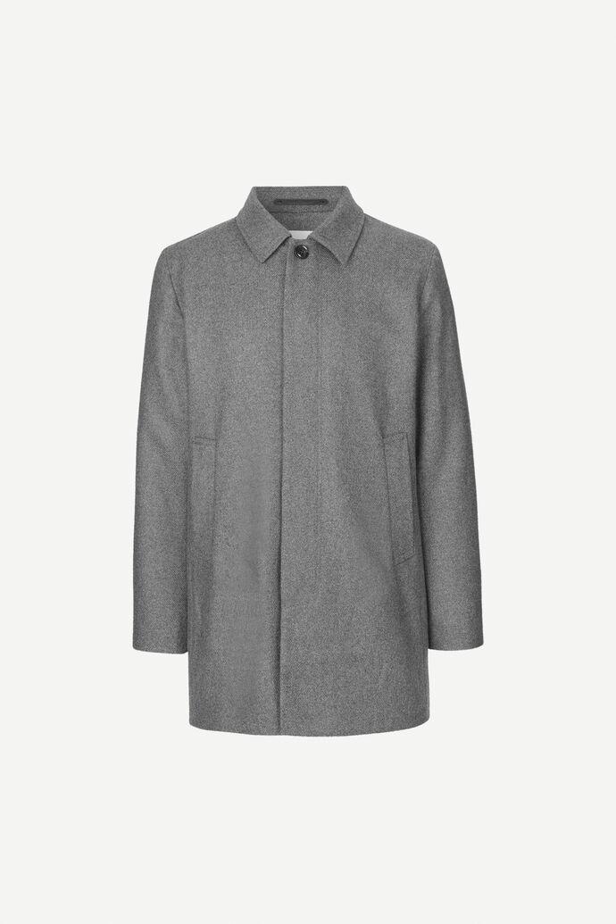 Kenpo x coat 12825, GREY MEL.