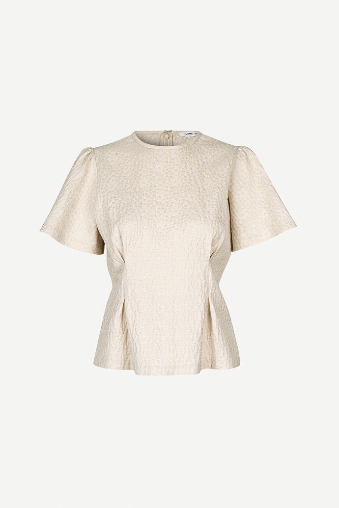 Jo ss blouse 11402, WHITE FLOWER