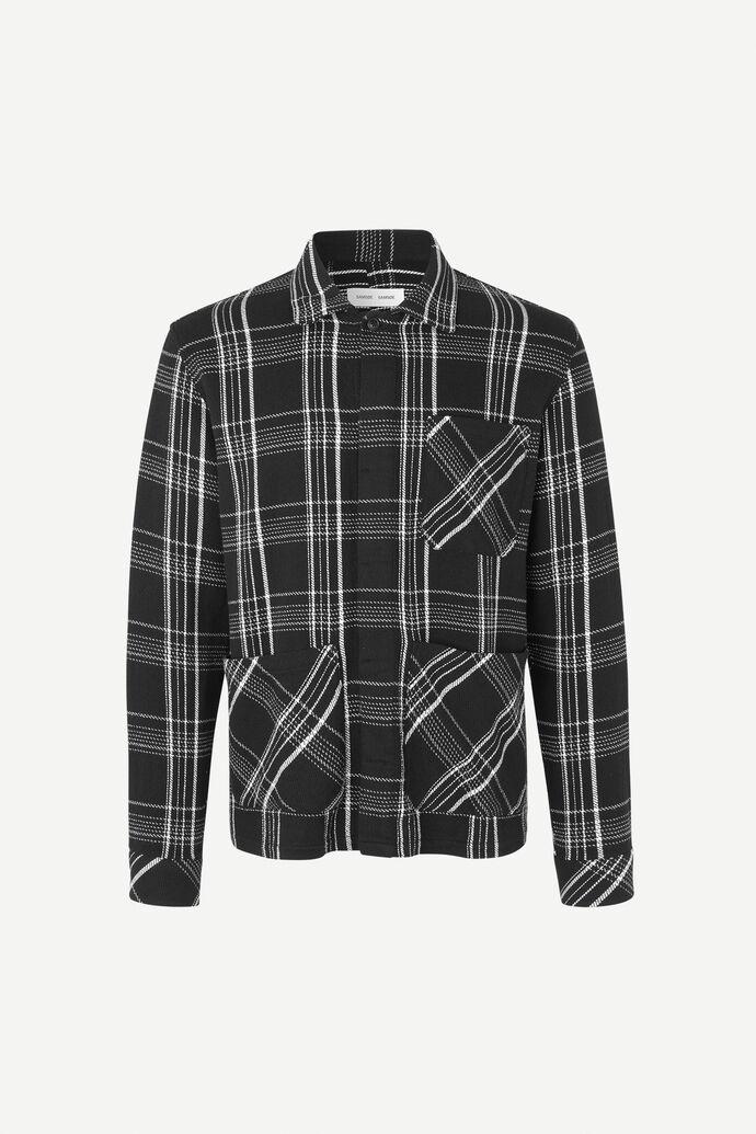 Tanaro shirt 11381, BLACK CH.