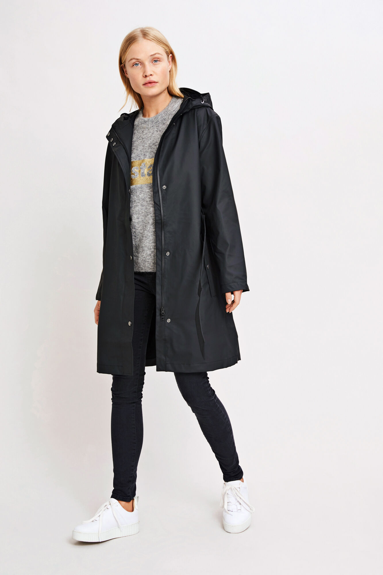Haze jacket 7357, BLACK