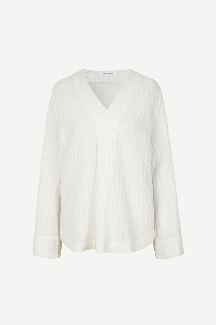 Juta blouse 11456, WARM WHITE