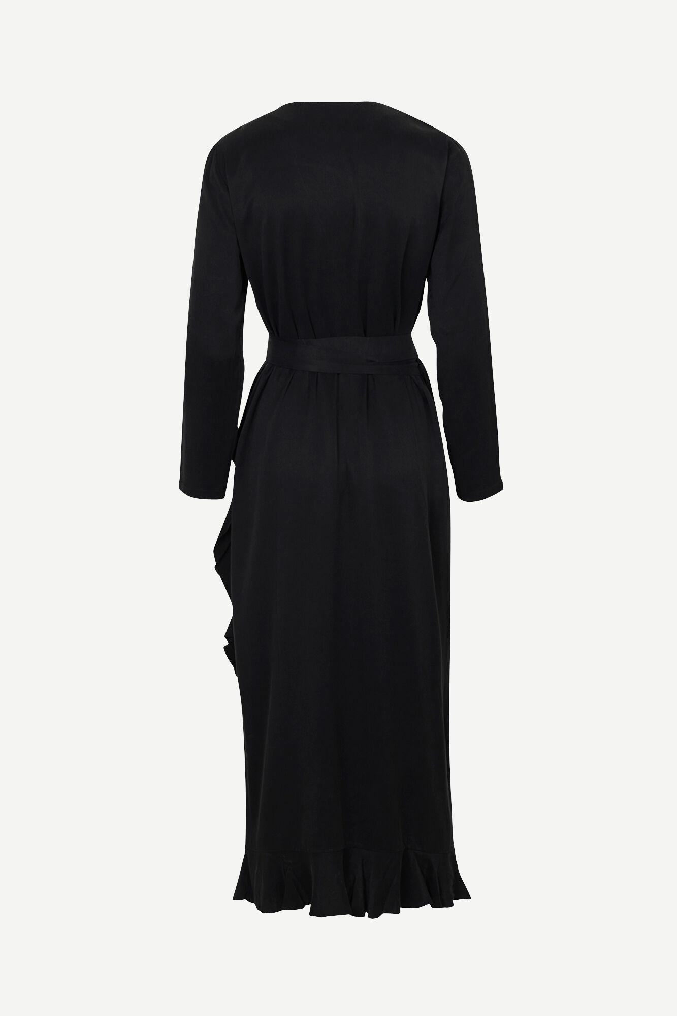 Limon l wrap dress 9941