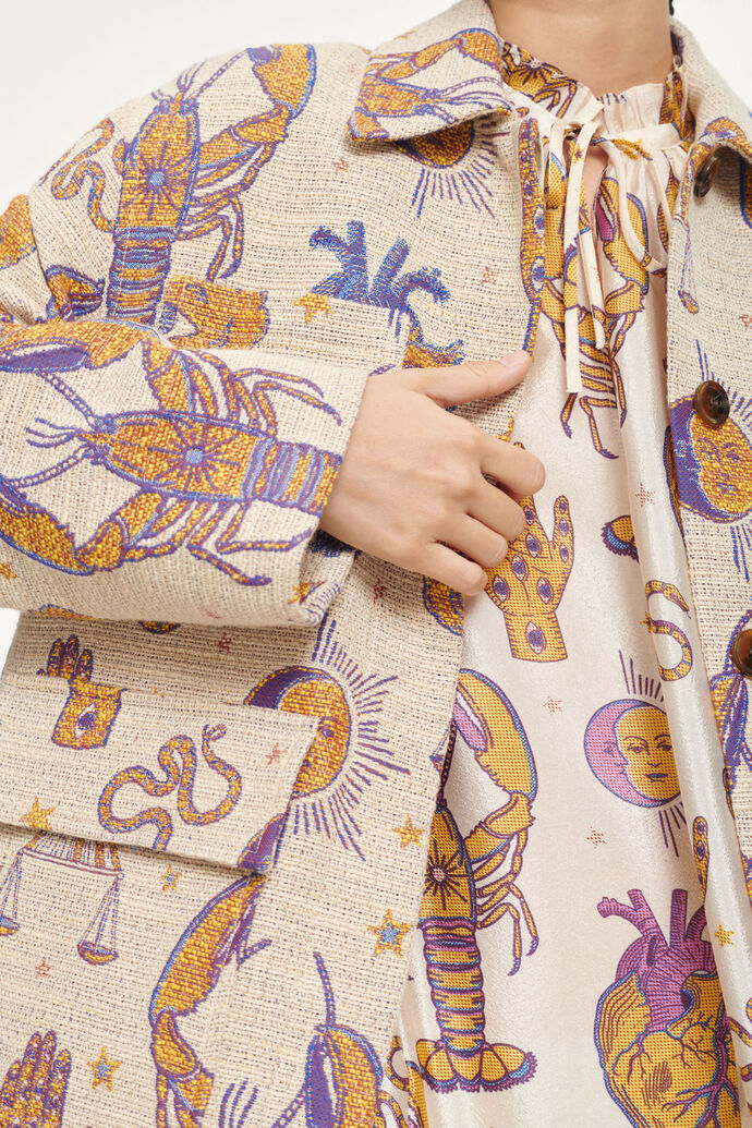 Kamari jacket 12849, TAROT TAPESTRY