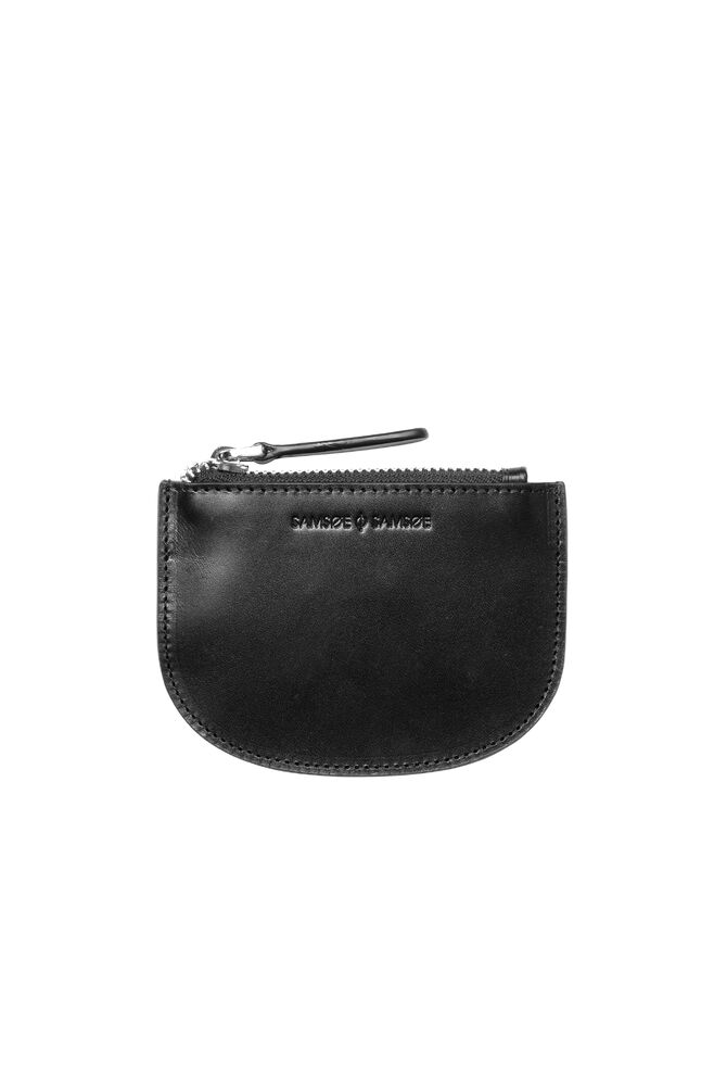 Luma wallet 8166, BLACK