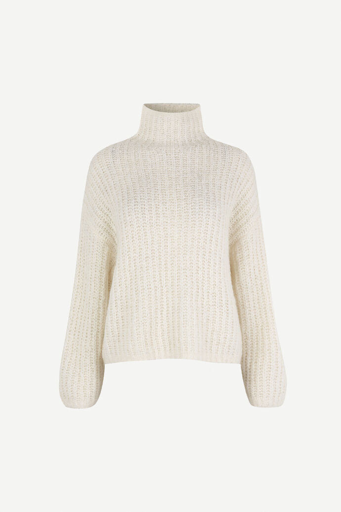 Reeves turtleneck 12747, WHISPER WHITE