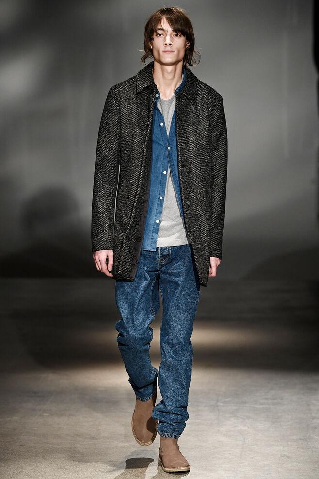 Kenpo jacket 8222, BLACK MEL.
