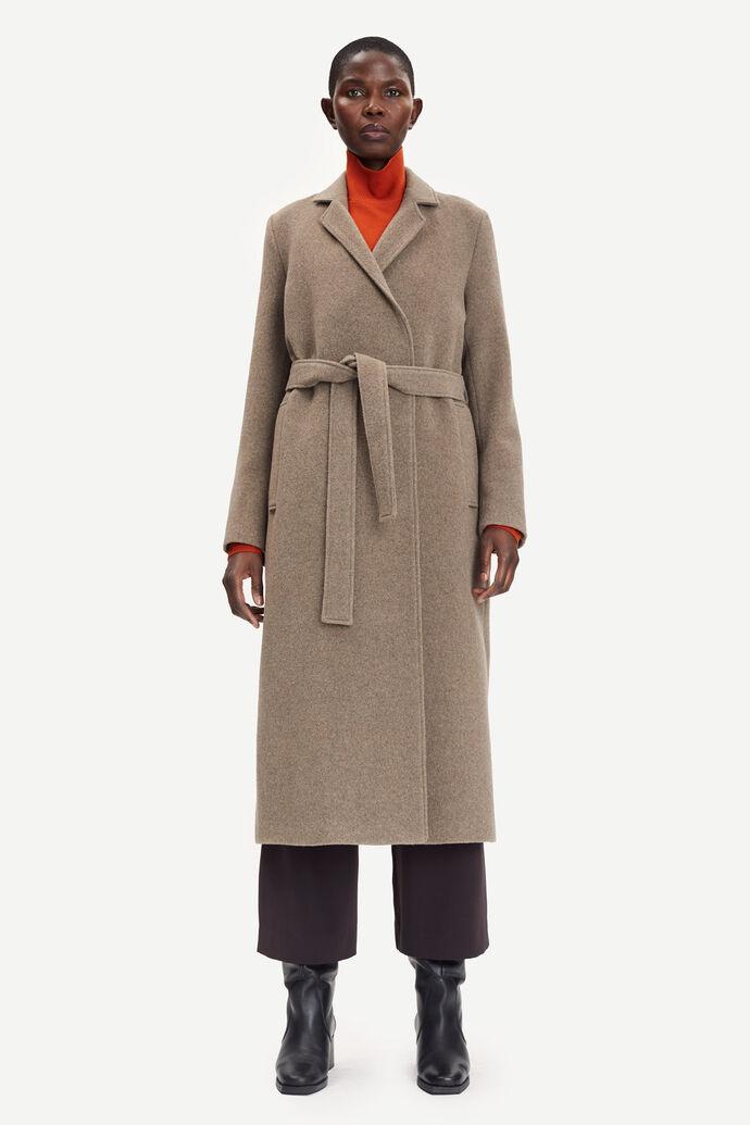 Astrid coat 11104, TAUPE