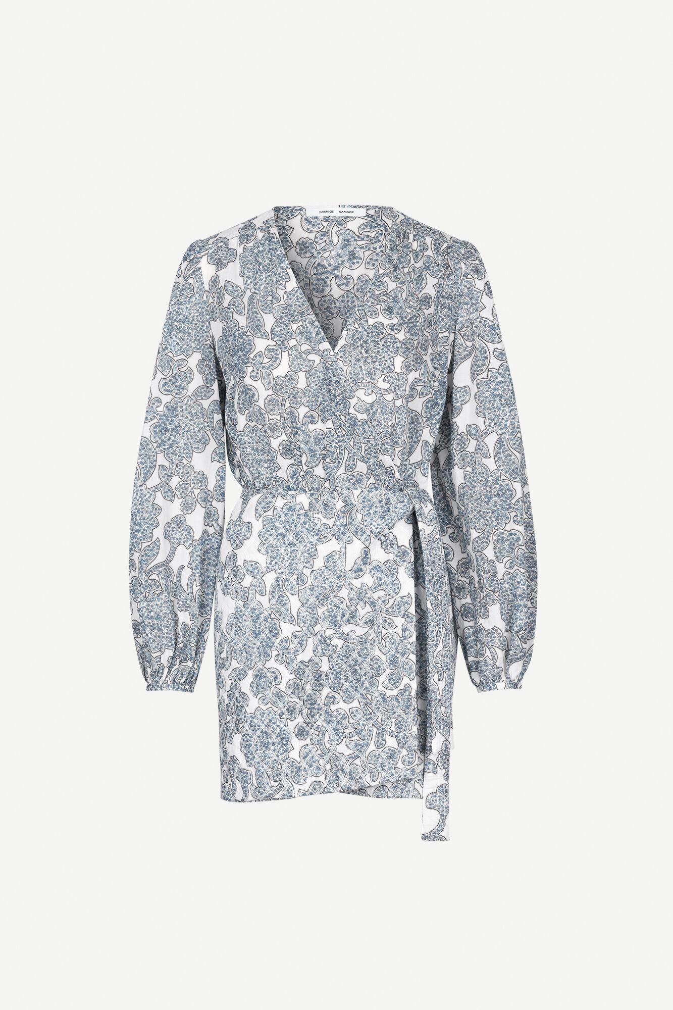 Josefia short dress aop 11453