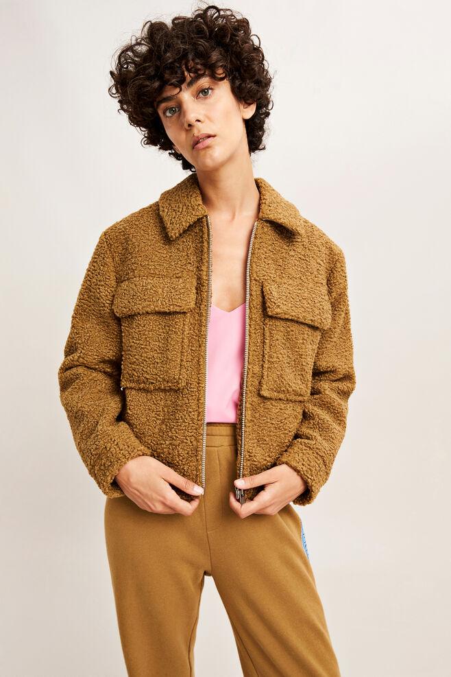 Salem jacket 9720, ANTIQUE BRONZE