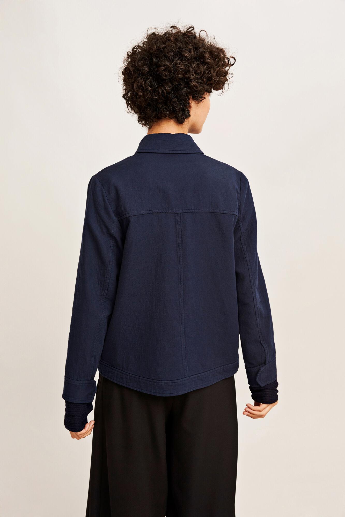 Kealey jacket 9778, DARK SAPPHIRE