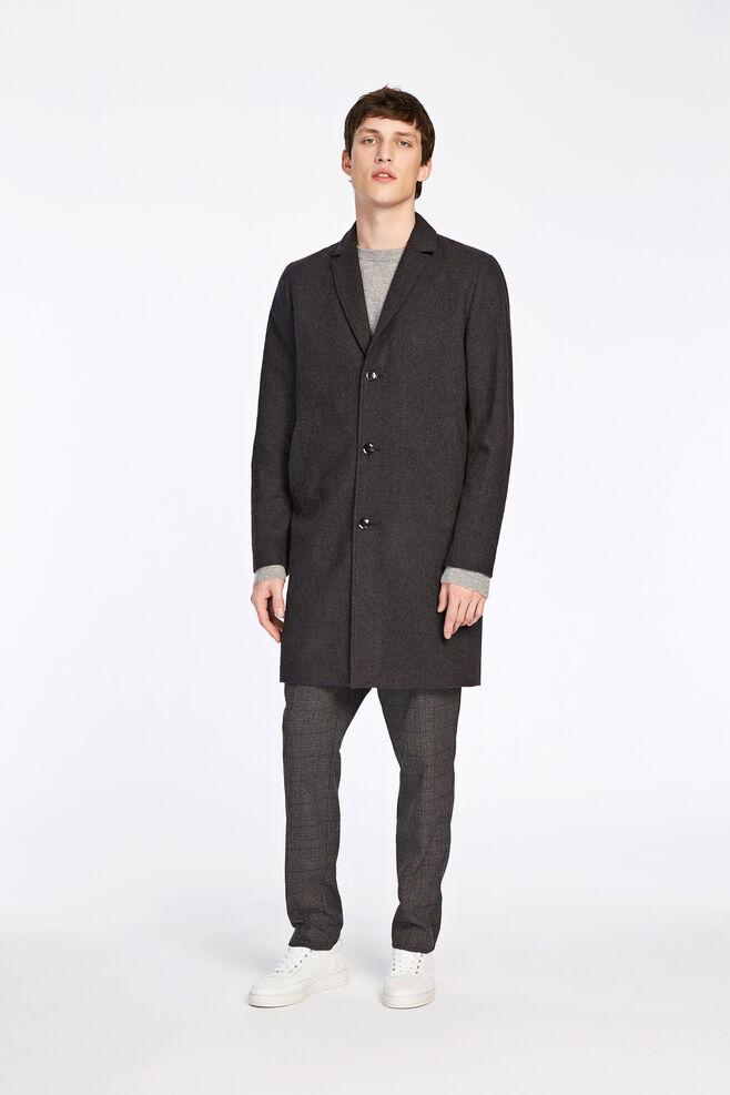Gim jacket 7185, BLACK MEL.