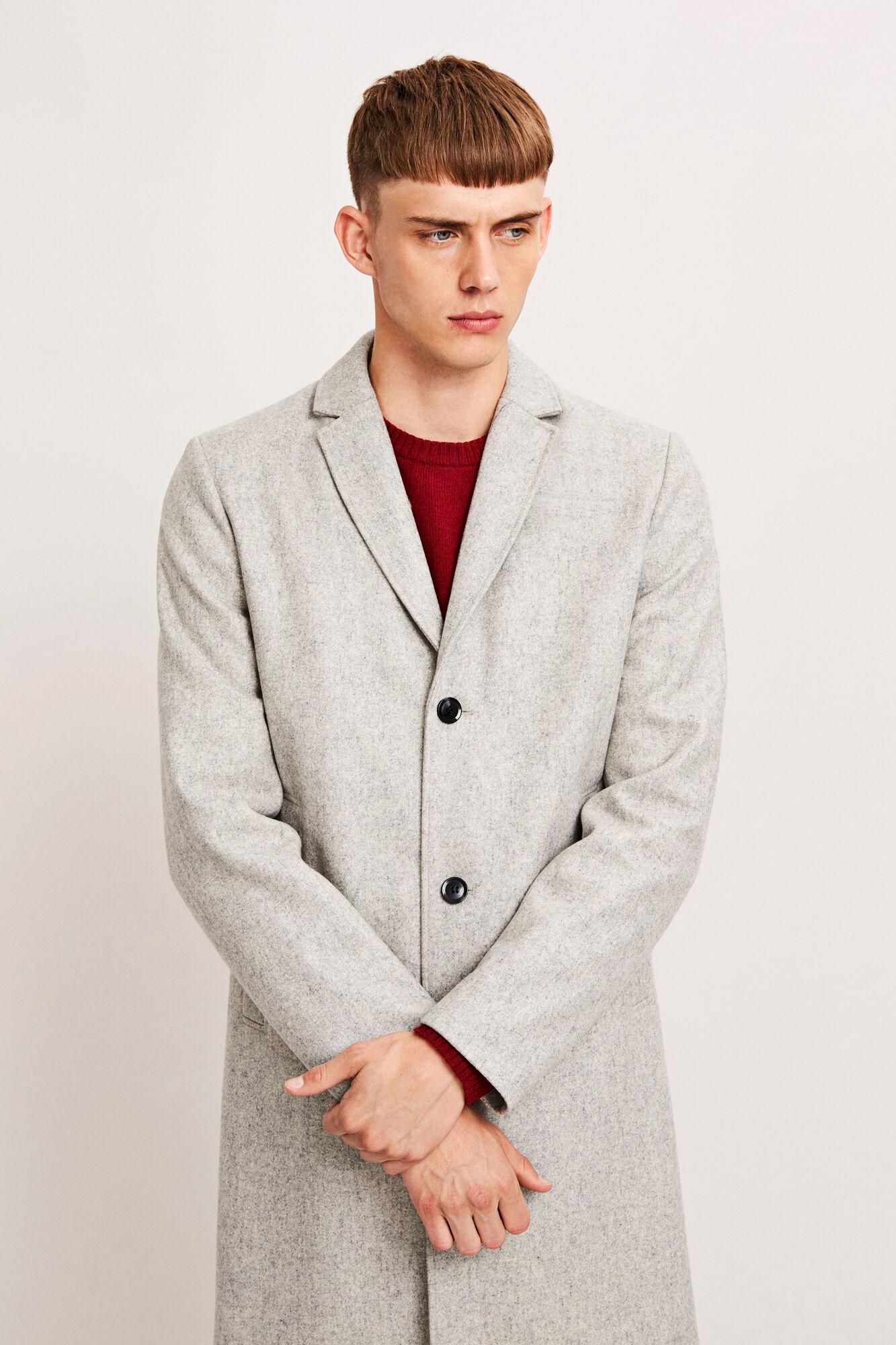 Gim jacket 7185, LIGHT GREY MEL.