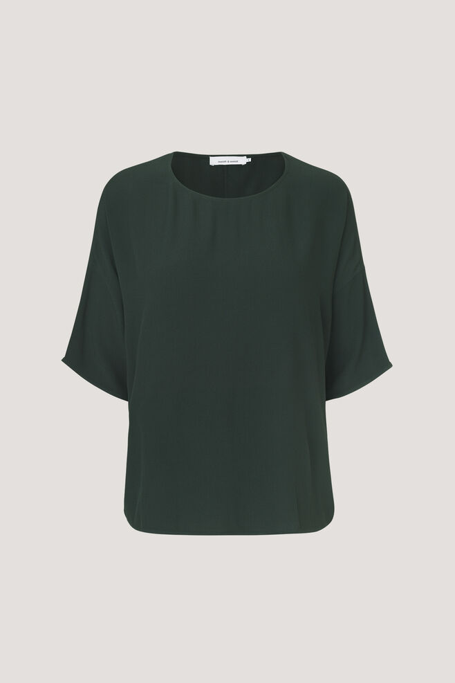 Mains tee 5687, DARKEST SPRUCE
