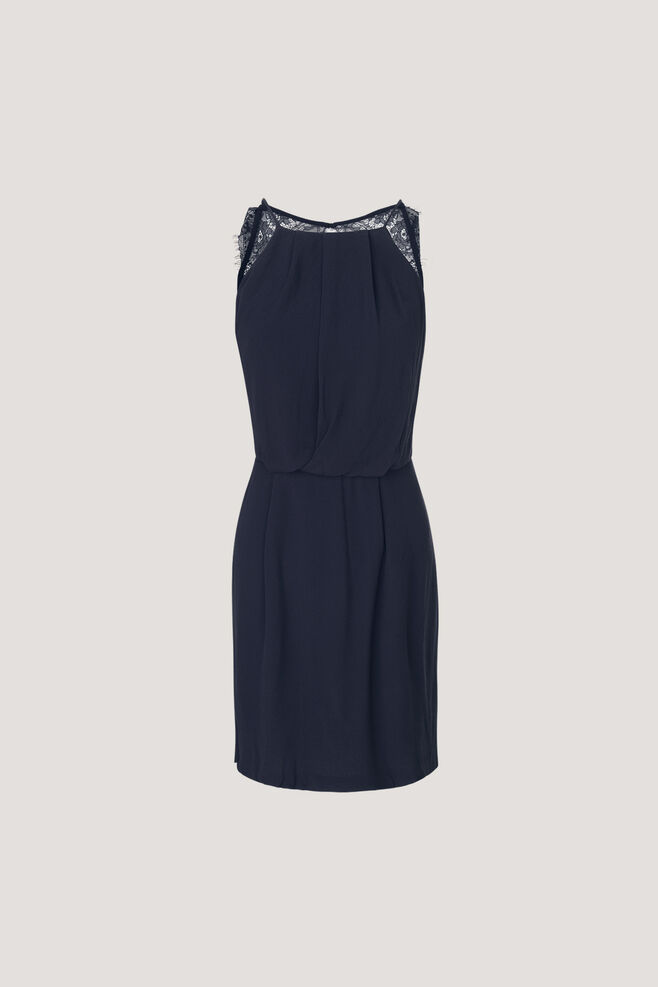 Willow short dress 5687, TOTAL ECLIPSE