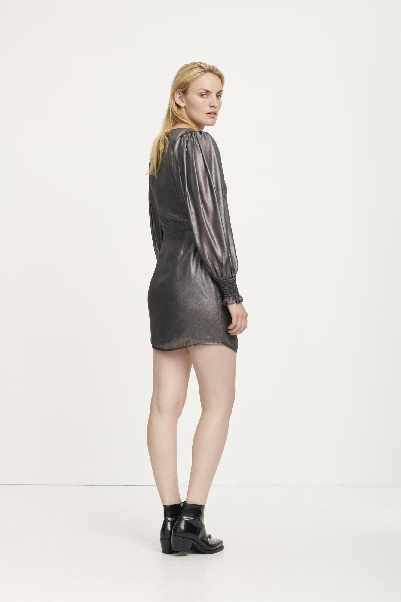 Hanny wrap dress 11345