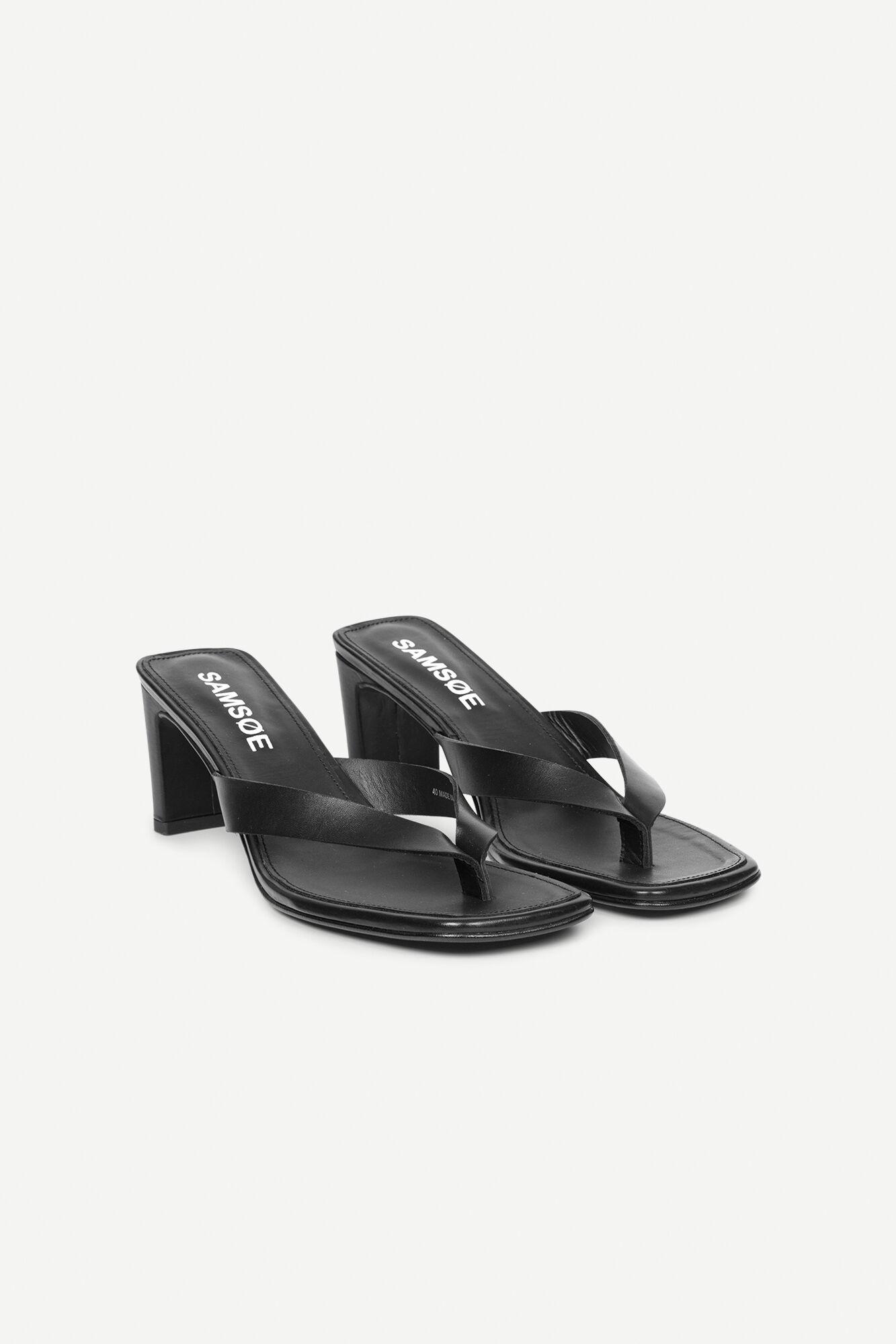 Brial sandal 11399, BLACK