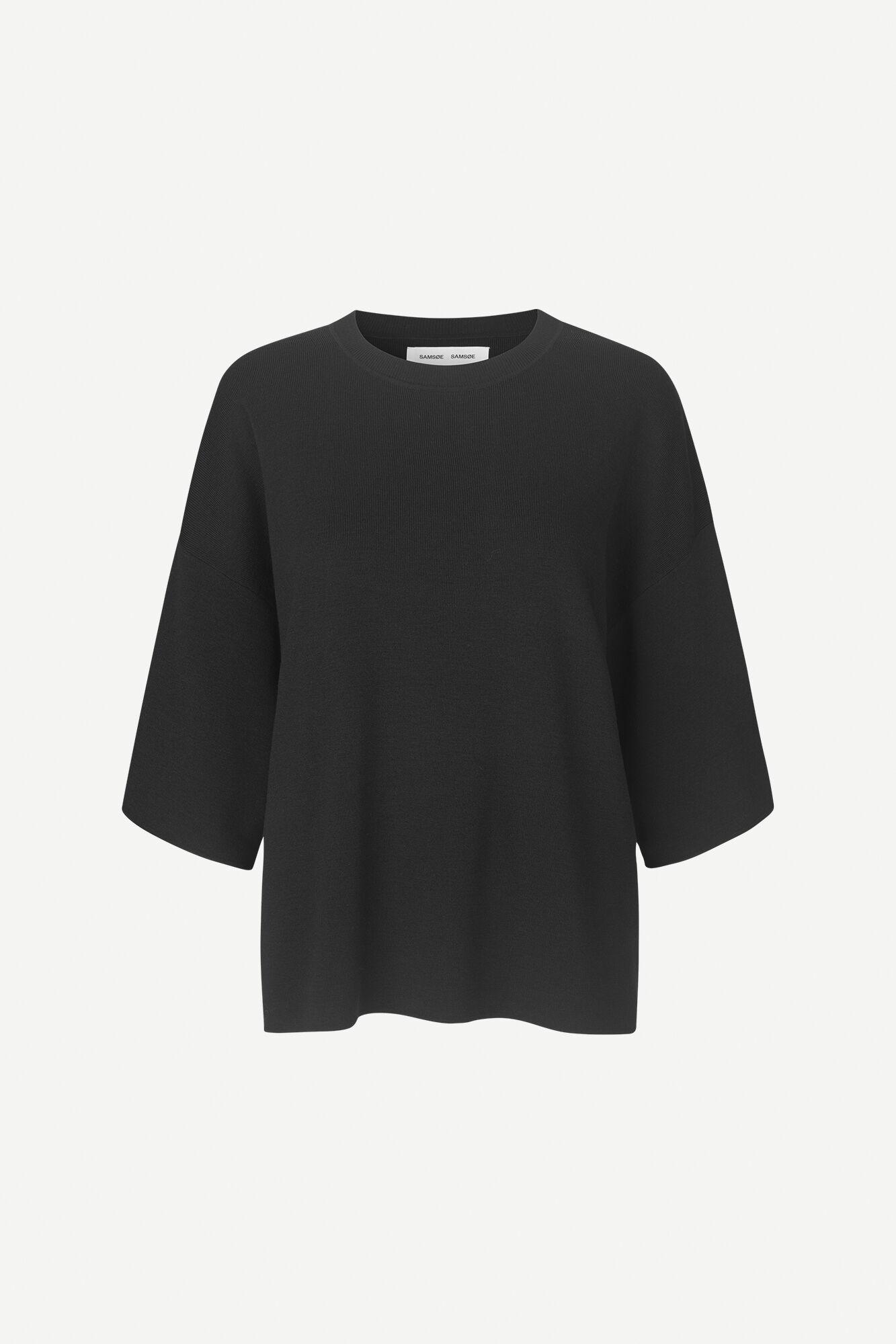 Lenka t-shirt 12748, BLACK