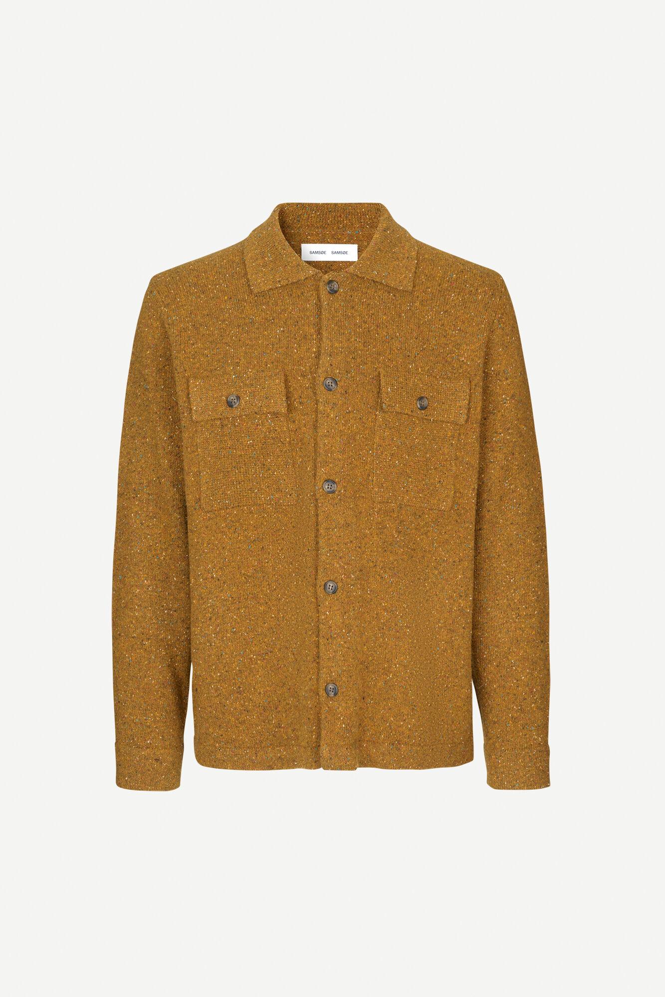 Elliott shirt 12912, BRONZE BROWN MEL.
