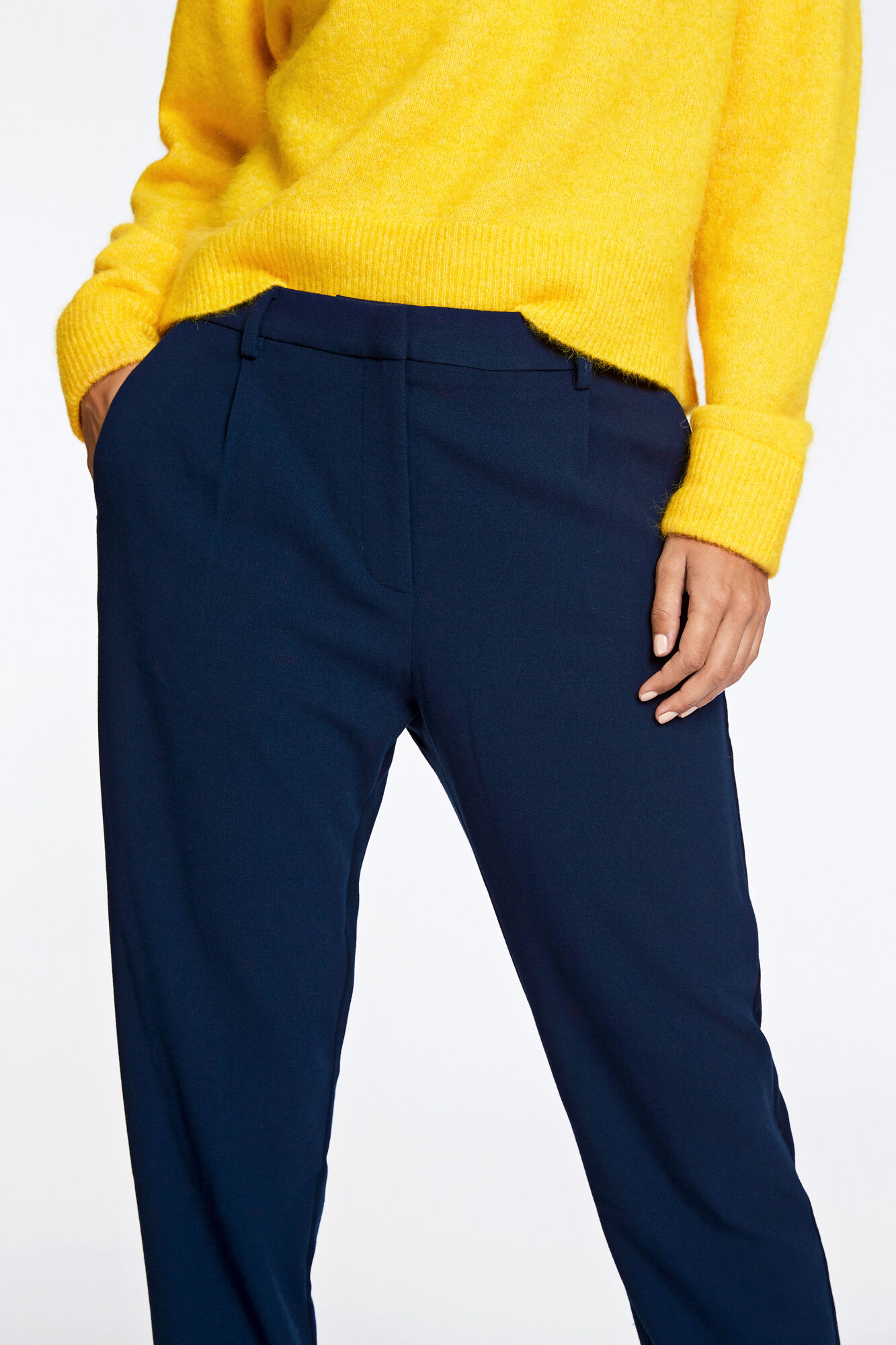 Stamford pants 2566, TOTAL ECLIPSE