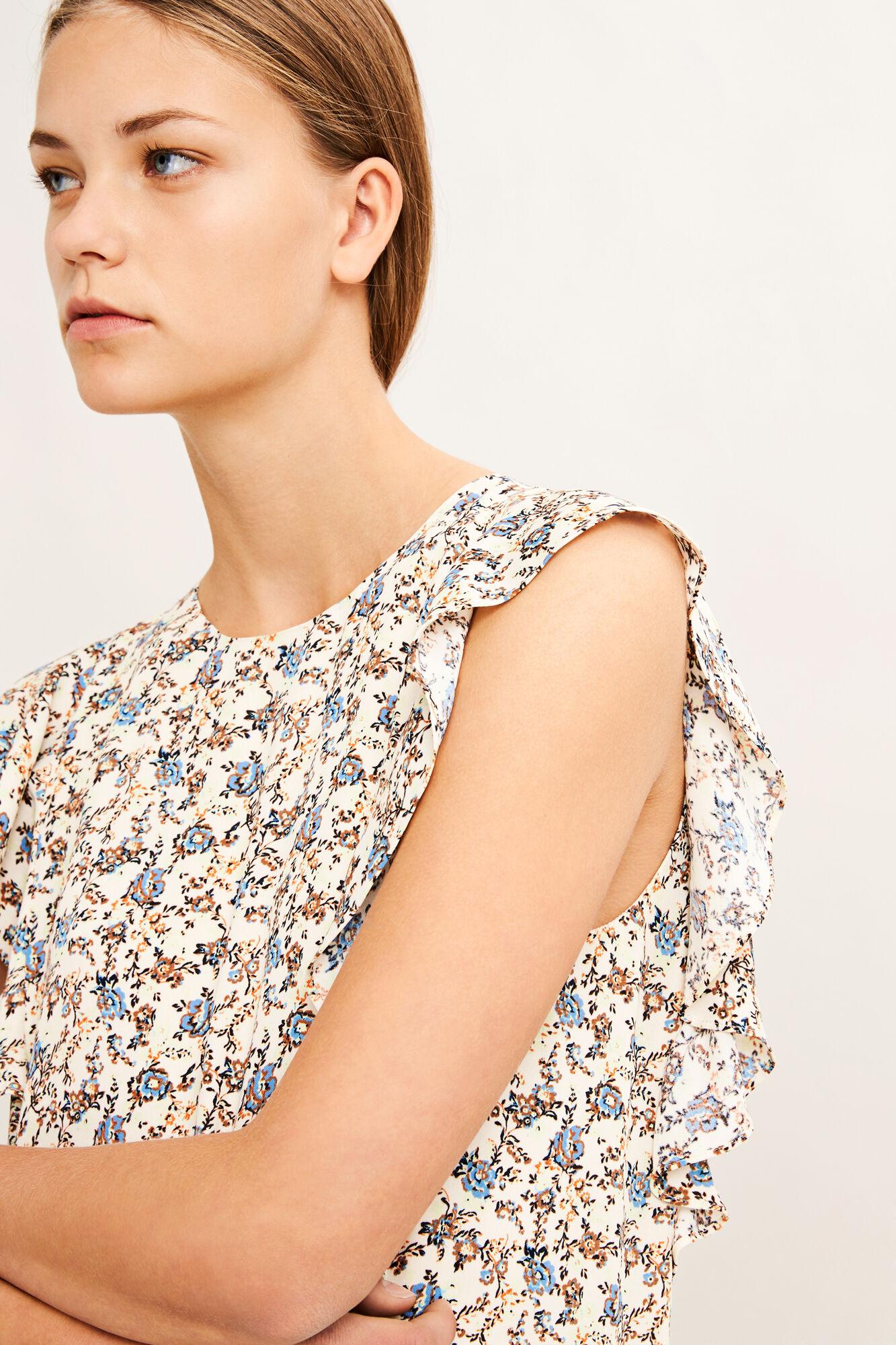 Mentha s dress aop 6616