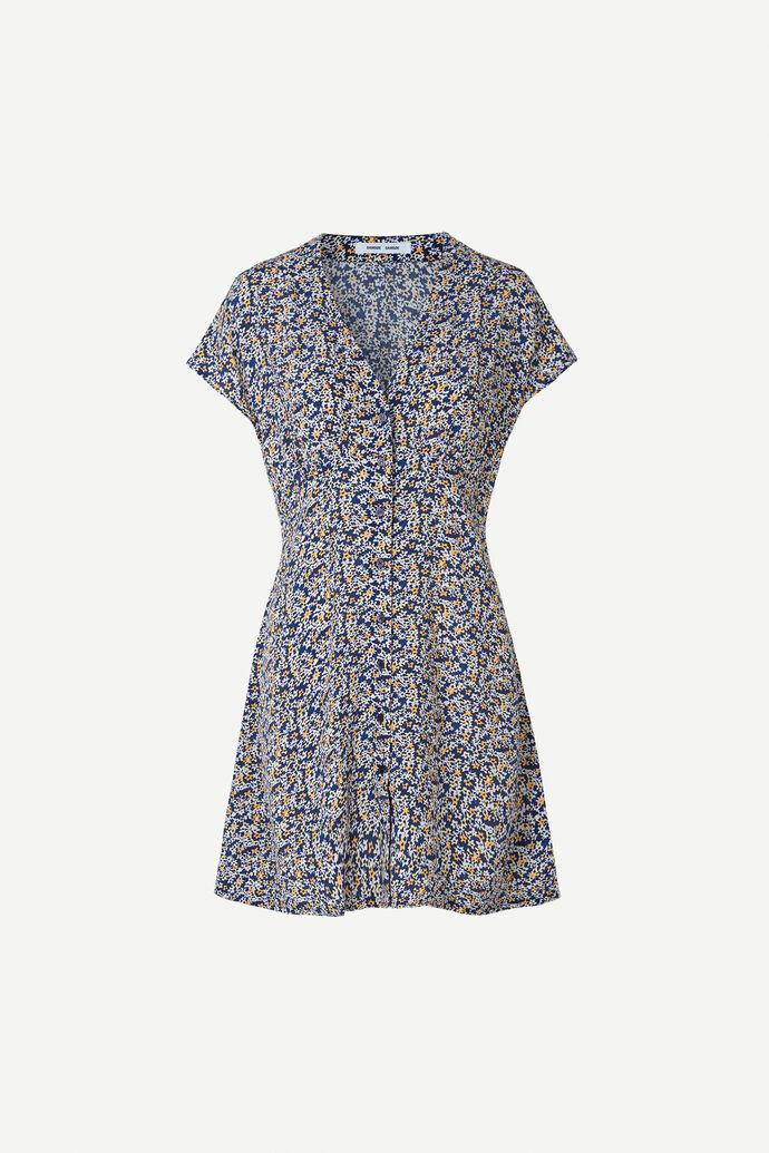 Valerie short dress aop 10867, VERBENA