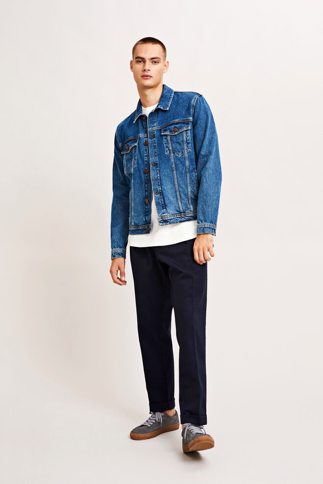 Laust jacket 9826, RETRO 501
