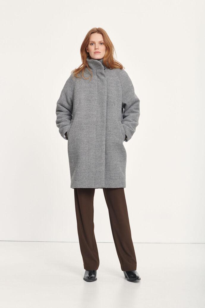 Hoffa jacket 12840, LIGHT GREY MEL.