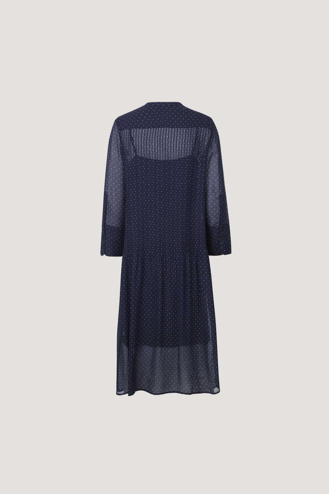 Elm shirt dress aop 9695