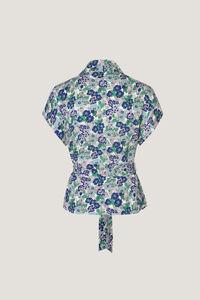 Venice blouse ss aop 8083