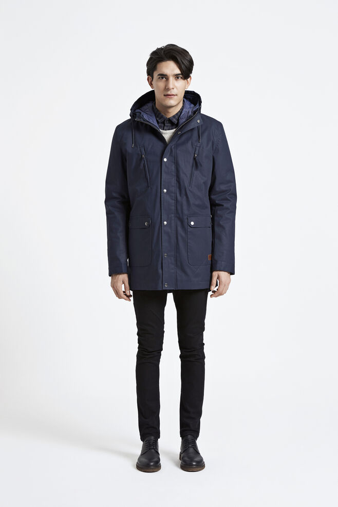 Beaufort jacket 3955, TOTAL ECLIPSE