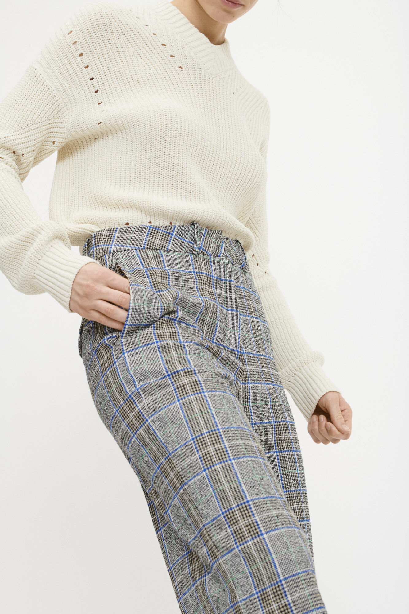 Perle trousers 10872