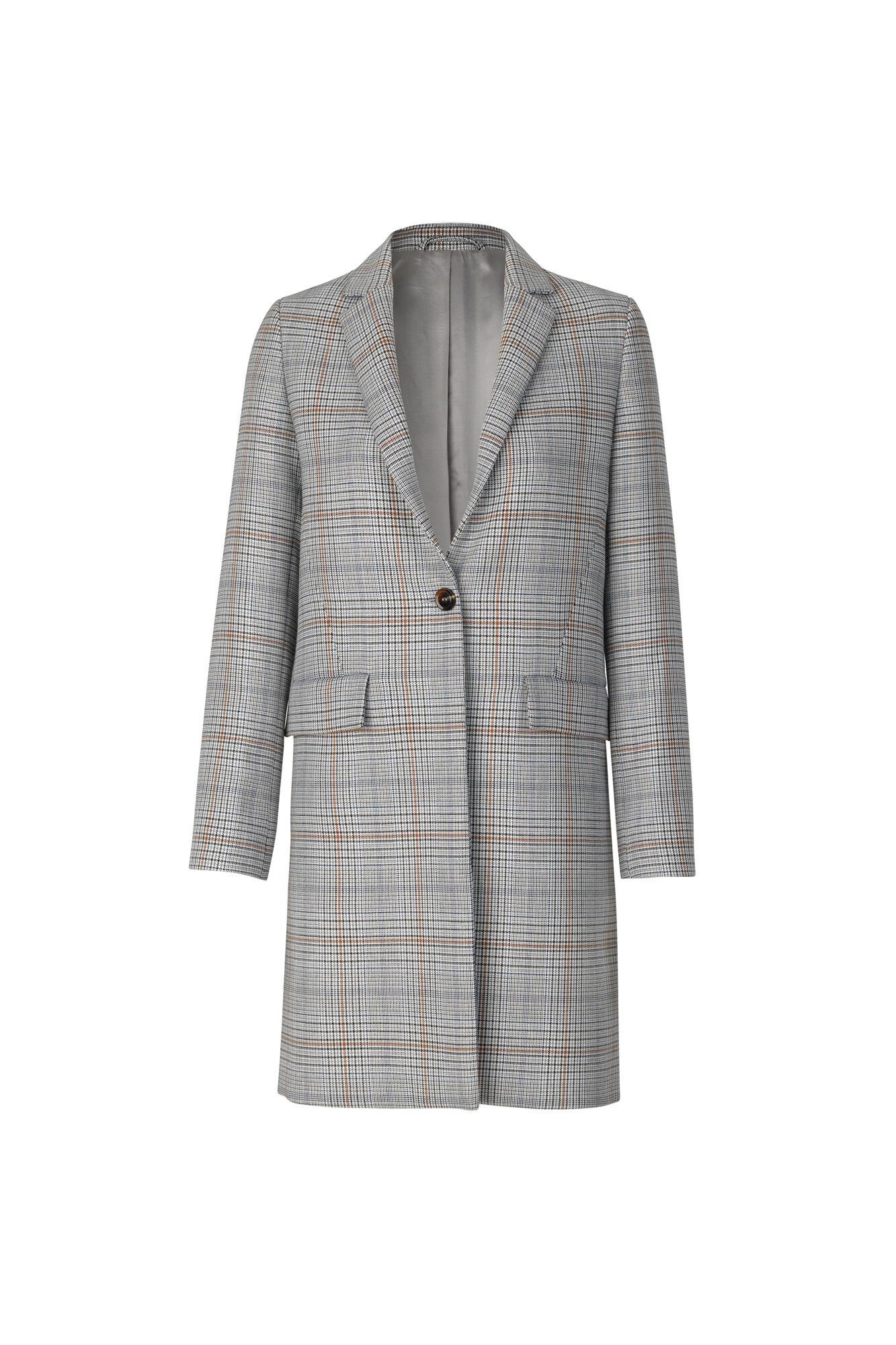 Taryn short jacket 10386, CHECK