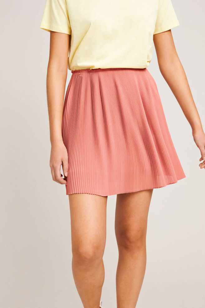 Lei p skirt 6621, DUSTY ROSE