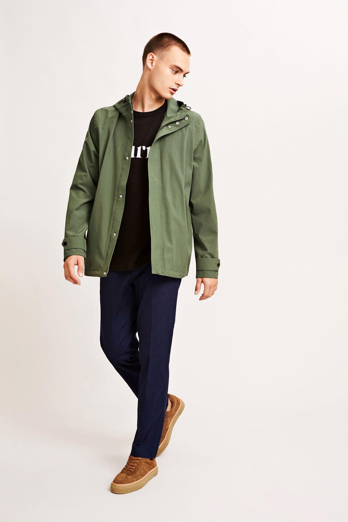 Sil hood jacket 7176