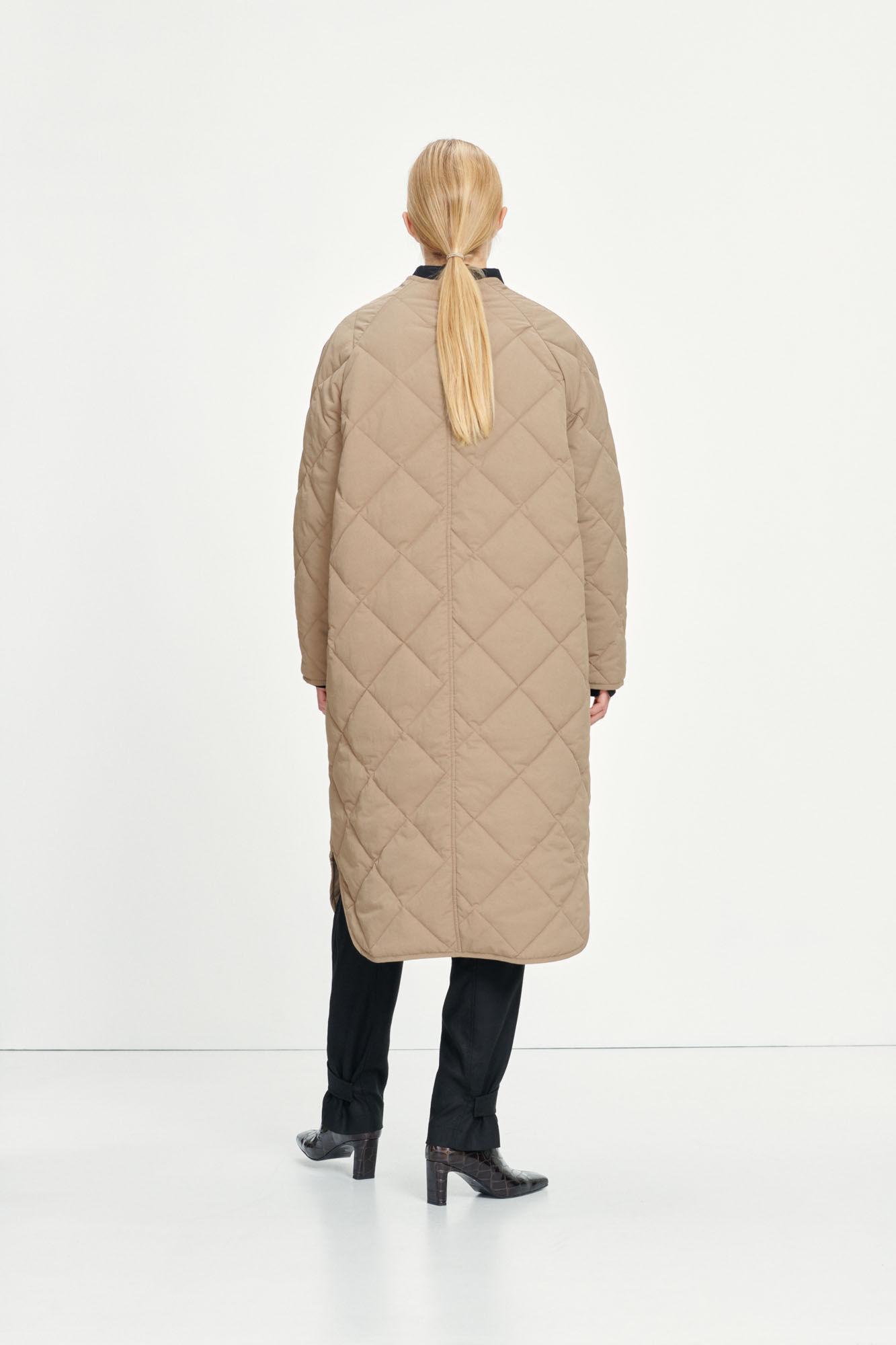Ruth coat 12852, CARIBOU