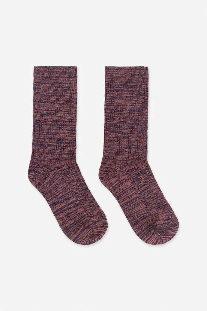 Botrall socks 11169, NAVY ROSE