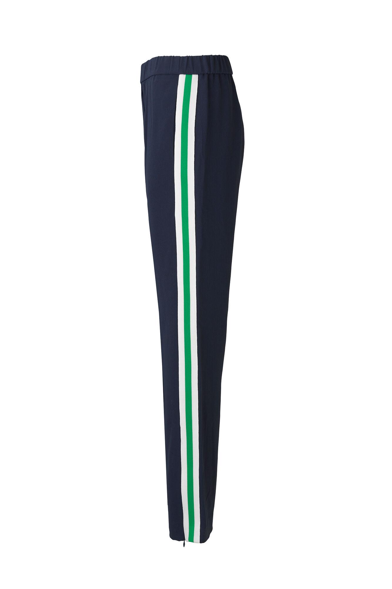 Hoys stripe tape pants 8305