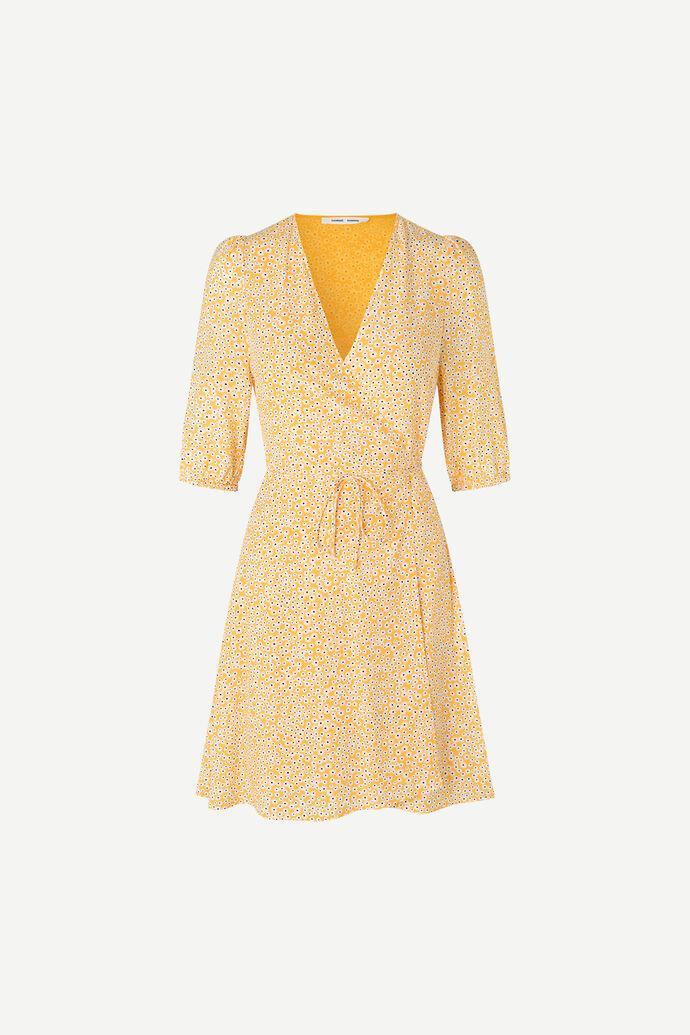 Britt ss wrap dress aop 10864
