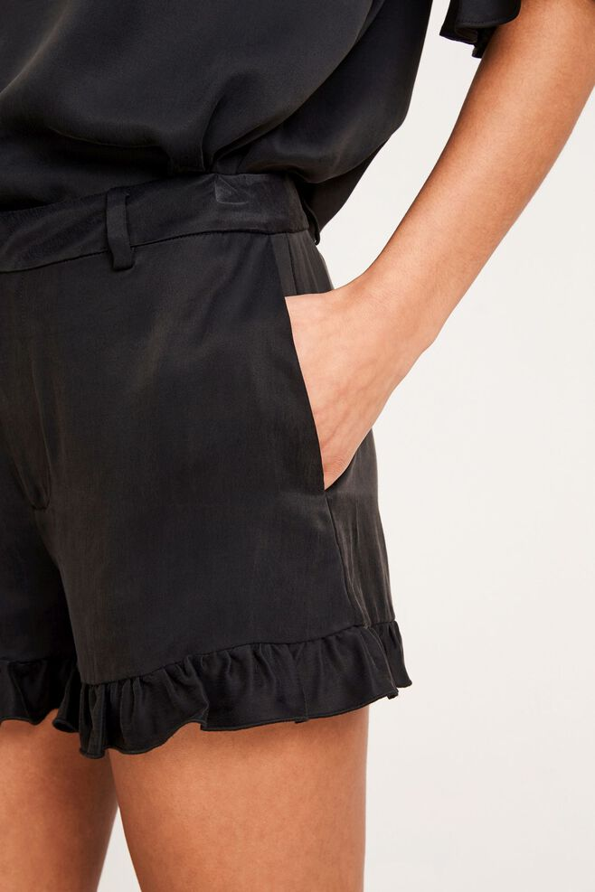 Luo shorts 9941, BLACK