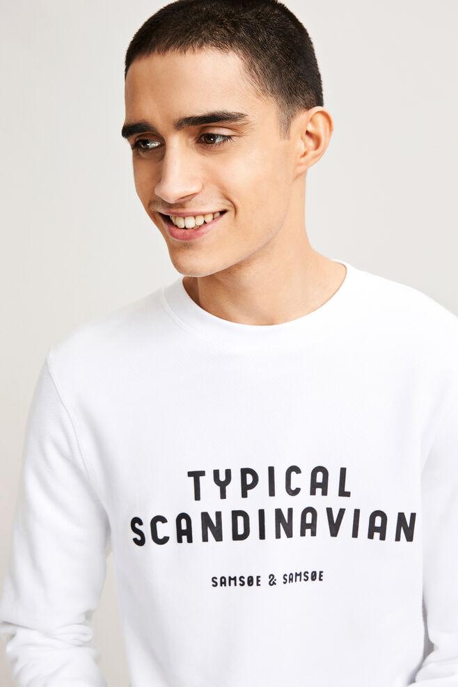 Scandinavian o-n ls 9461, WHITE