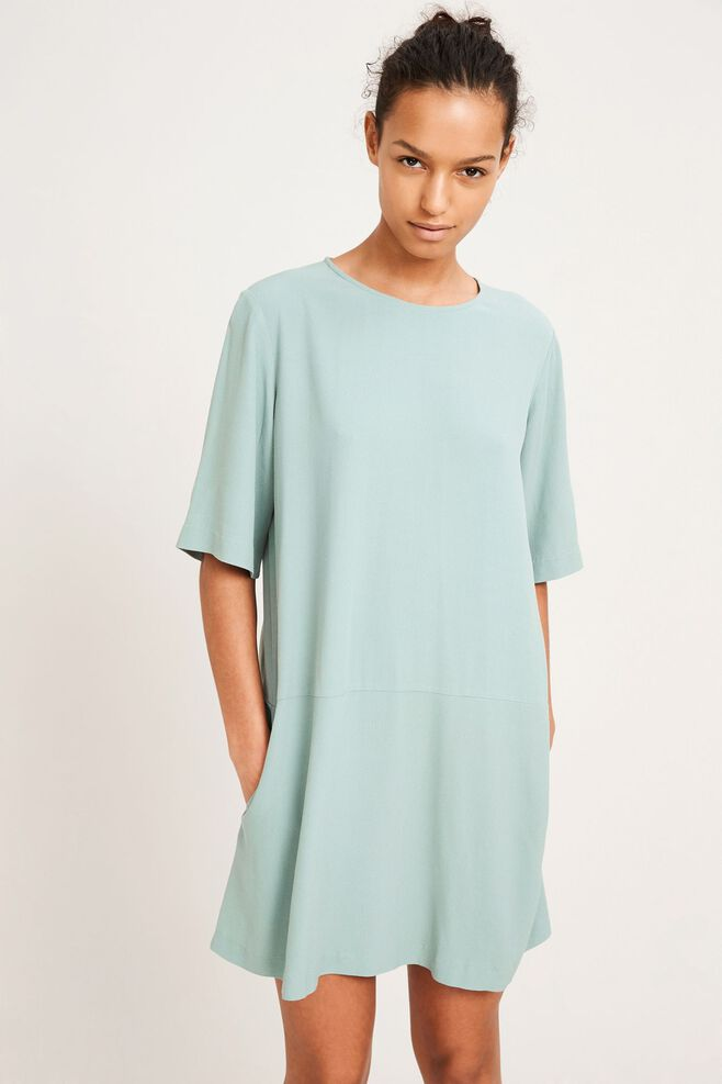 Adelaide dress 6515, CHINOIS GREEN