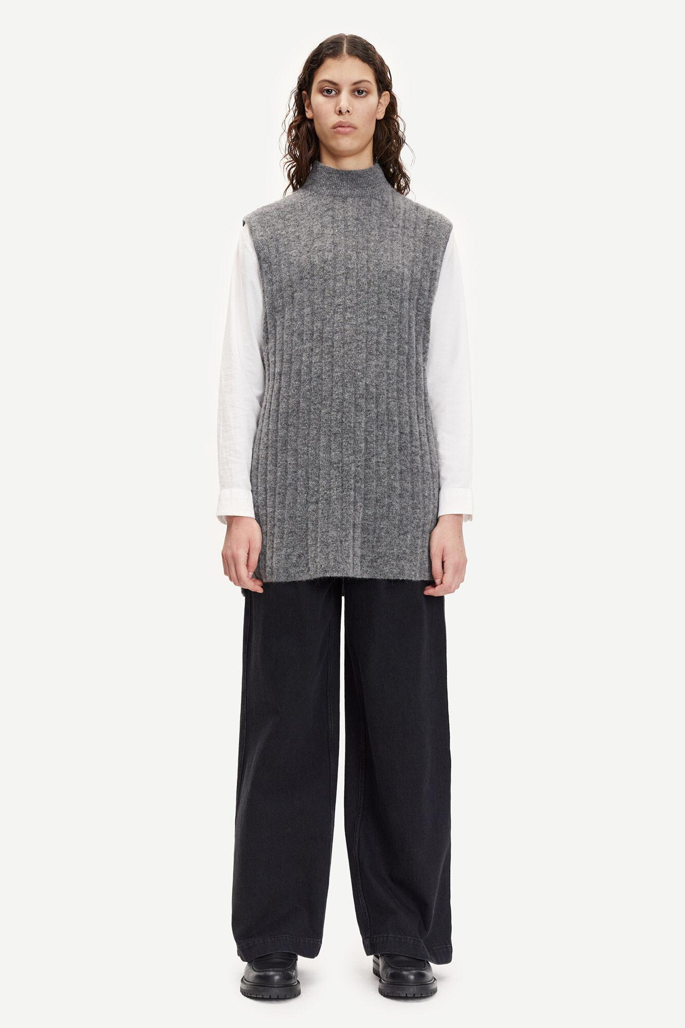 Etay long vest 12759