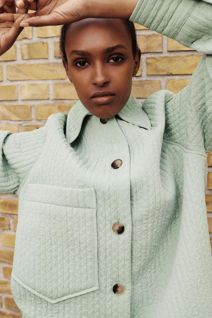 Ember jacket 13107, VINEYARD GREEN