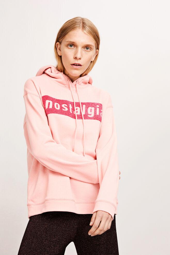 Apo hoodie 7841, ROSE TAN