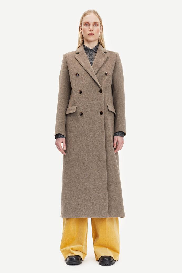 Falcon coat 11104, TAUPE